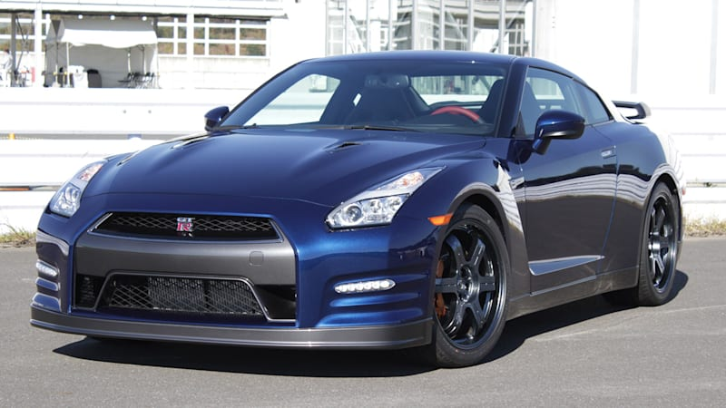 Nissan would love to build an all-electric GT-R