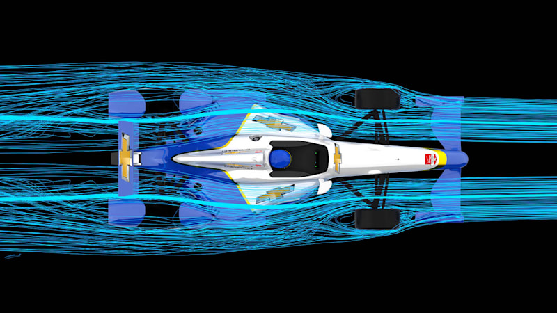 Honda, Chevy reveal low-drag speedway aero for Indy 500