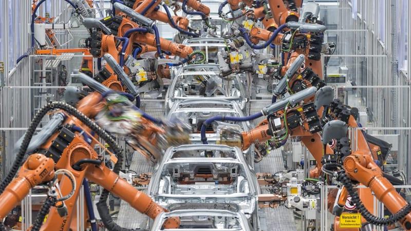 Production 4 0 Audi Plans For The Smart Factory Autoblog