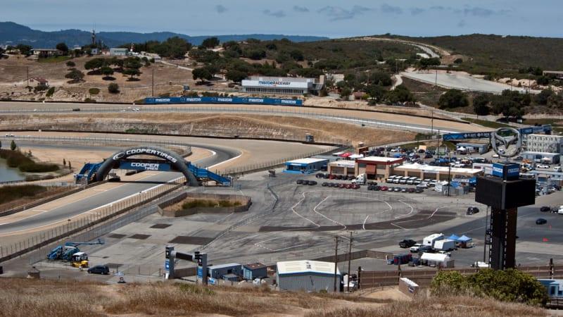 Mazda Raceway Laguna Seca facing new management crisis