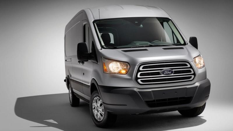 Ford recalls 50k Transit vans to fix rear seatbelt buckles