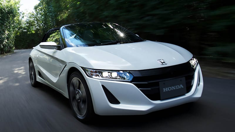 Honda S660 proving popular with middle-age Japanese buyers