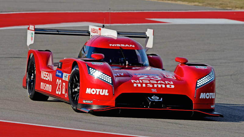 Nissan heading to Le Mans with 1,250-hp GT-R LM Nismo [w/videos]