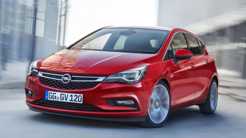 Opel reveals all-new Astra hatchback in Europe