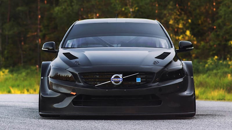 Volvo's new S60 WTCC racer looks sick [w/video] - Autoblog