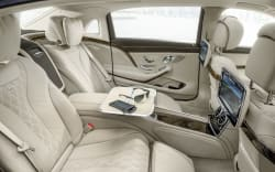 2014 LA Auto Show: The 2016 Mercedes-Maybach S600 falls a little ...