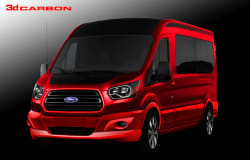Ford Designed Travel Transit