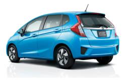2015 Honda Fit Hybrid JDM