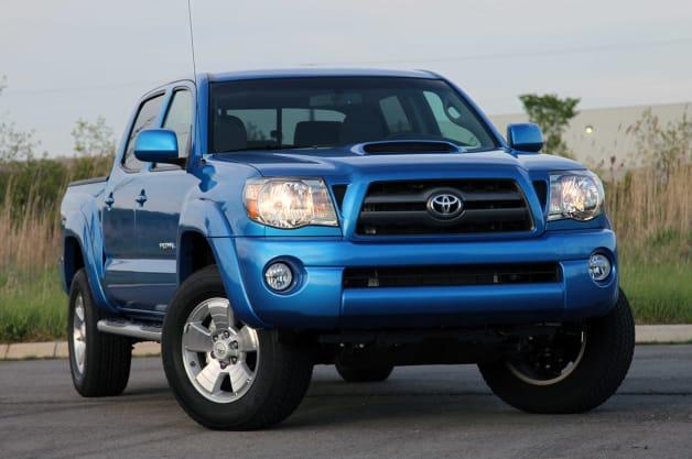 2010 Toyota Tacoma 4x2 PreRunner