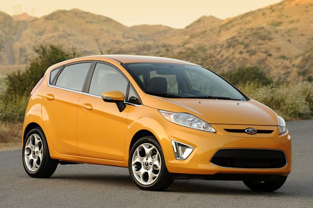 NHTSA investigating Ford Fiesta for faulty door latches