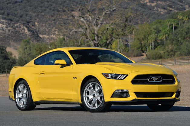 2015 Ford Mustang Already Under Recall But Just 53 Units