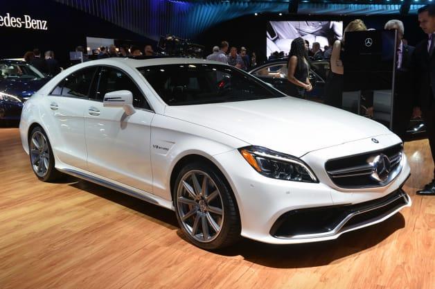 2015 Mercedes-Benz CLS63 AMG