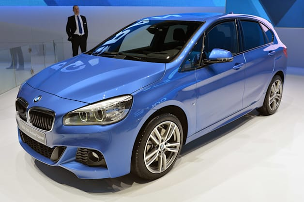 BMW predicts 2 Series Active Tourer will have 75% conquest rate