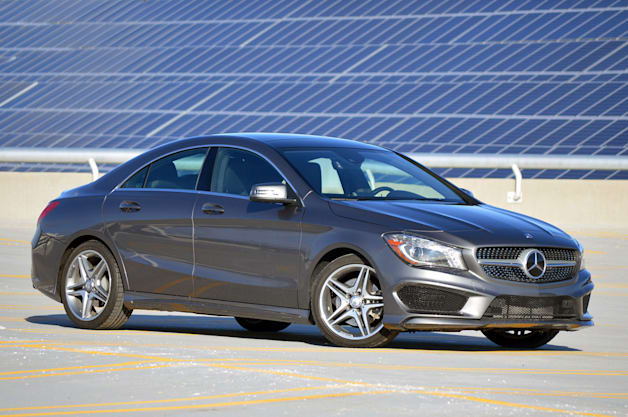 Mercedes boosts cla supplies says it could sell twice as many for 2014 mercedes benz cla 250 review
