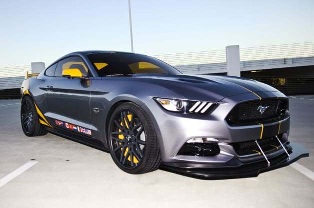 Ford Mustang F-35 Lightning II Edition