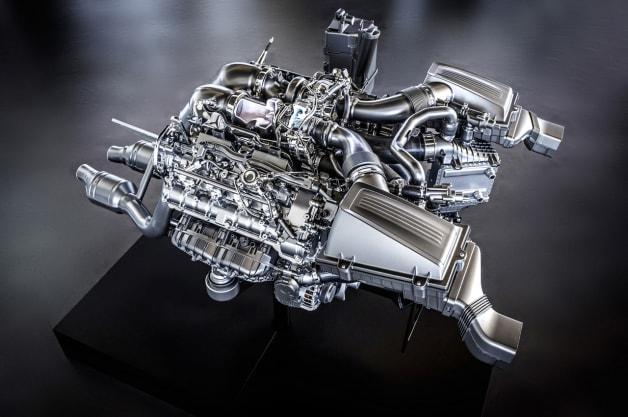 Mercedes-Benz AMG M178 V8