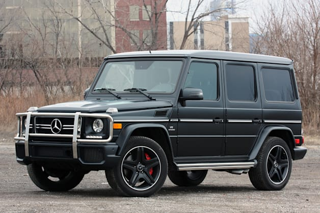 Next mercedes g class won 39 t think outside of the box for Mercedes benz box suv
