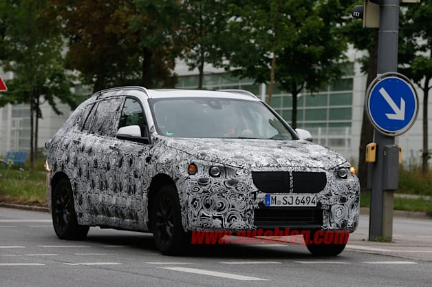 BMW working on 'FAST' CUV to slot between X1 and 2 Series