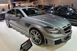 Brabus 850 6.0 Biturbo Shooting Brake