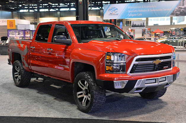Chevy Reaper Concept Lingenfelter chevrolet reaper