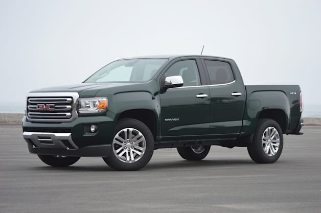 gm issues stop delivery for 2015 chevrolet colorado and gmc canyon. Black Bedroom Furniture Sets. Home Design Ideas