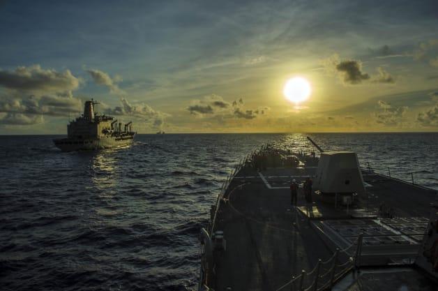 Valiant Shield U.S. Navy Pacific Ocean