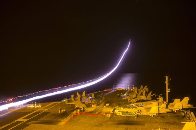 CVN 73 Carrier GW USS George Washington U.S. Navy Valiant Shield Valiant Shield 2014