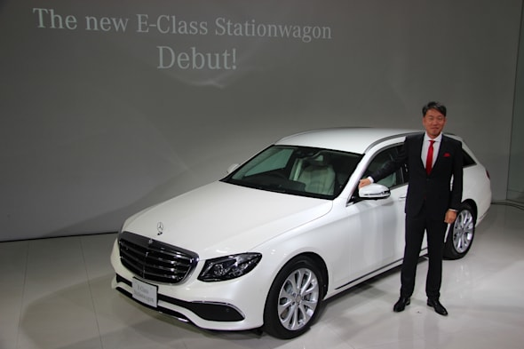 Mercedes-Benz E-Class Stationwagon