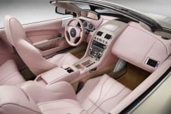 Aston Martin Q interior