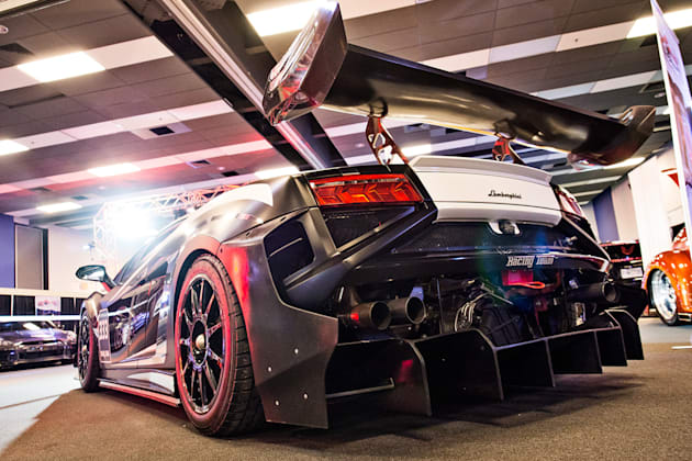 Highlights 2015 Montreal Auto Show Performance Zone