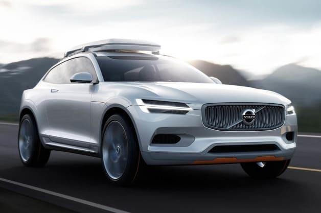 Volvo XC Coupe Concept PHEV