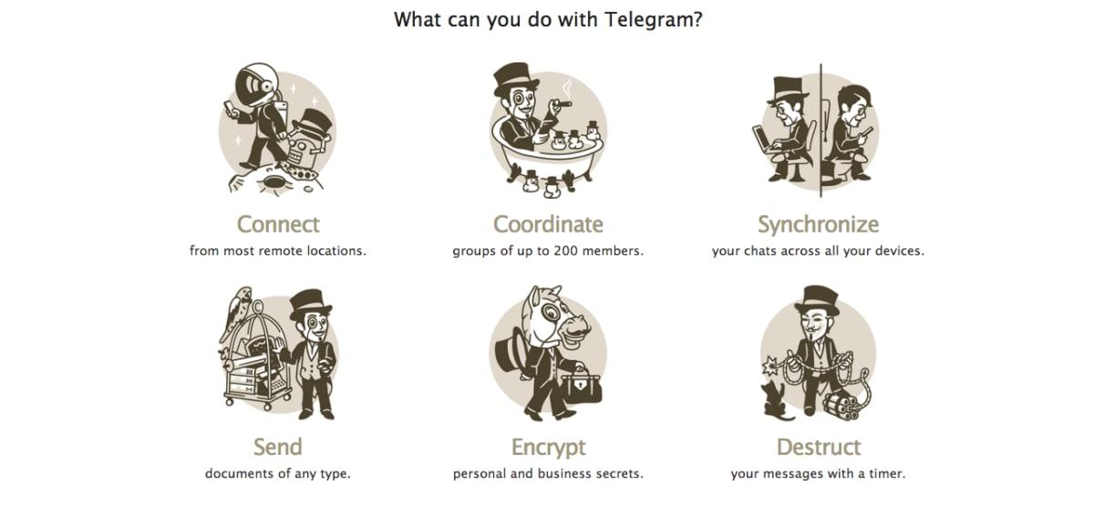 Telegram blocked 78 ISIS messaging channels this week
