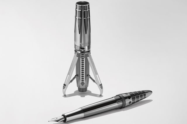 Would you buy this £16,270 pen?