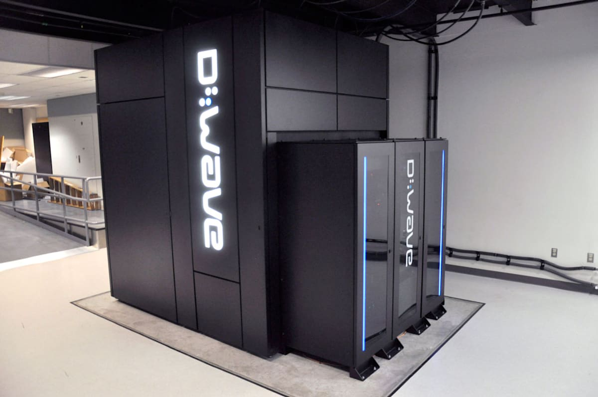 Google and NASA extend their D-Wave quantum computing contracts