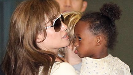 Angelina Jolie: Streit um Adoptivtochter