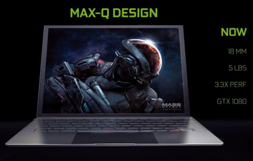 Computex: NVIDIAs Max-Q GPU Design ermöglicht Geforce GTX 1080 in Ultrabooks