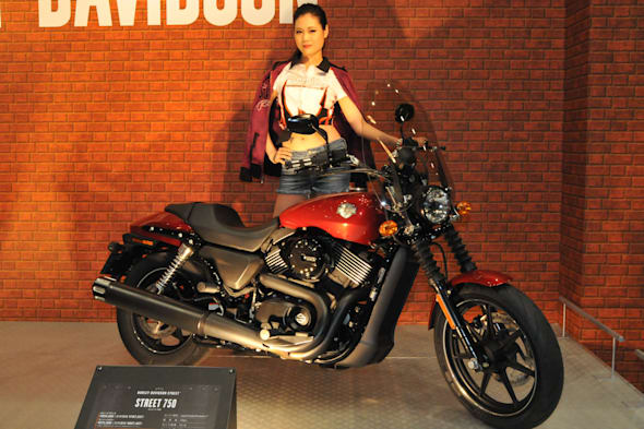 TOKYO MOTORCYCLE SHOW 2015 2