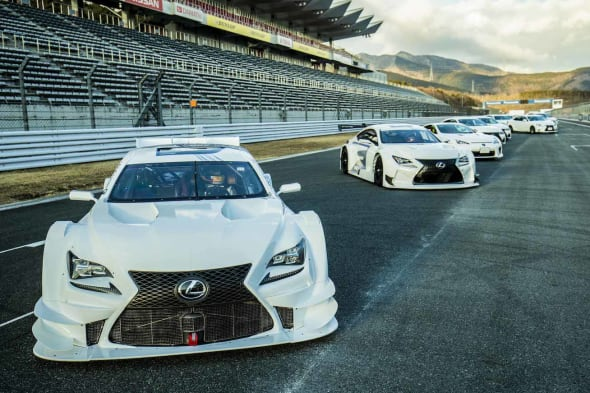 LEXUS DANCE of F