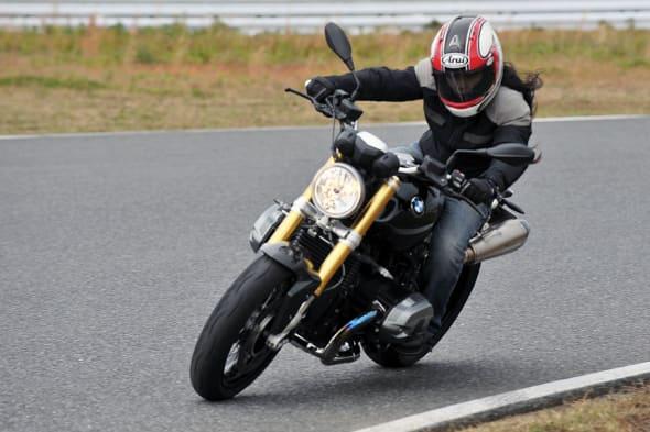 BMW moto R nineT