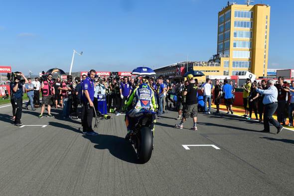 MotoGP2015 Valencia