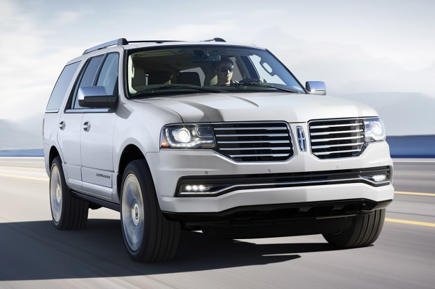 2015 Lincoln Navigator : Current Models