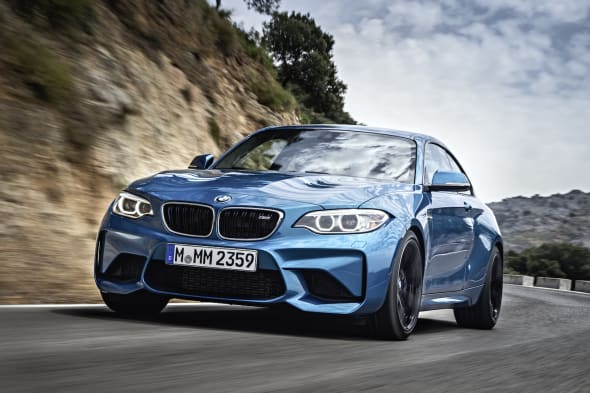 BMW M2 Coupe Jan,2015