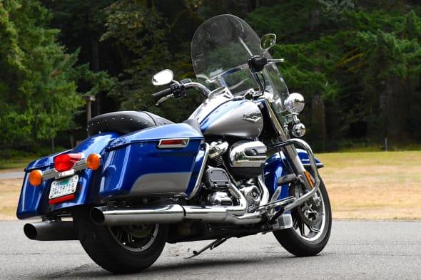 Harley-Davidson Milwaukee Eight 01