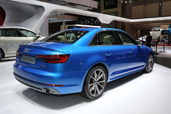 TMS2015 Audi A4