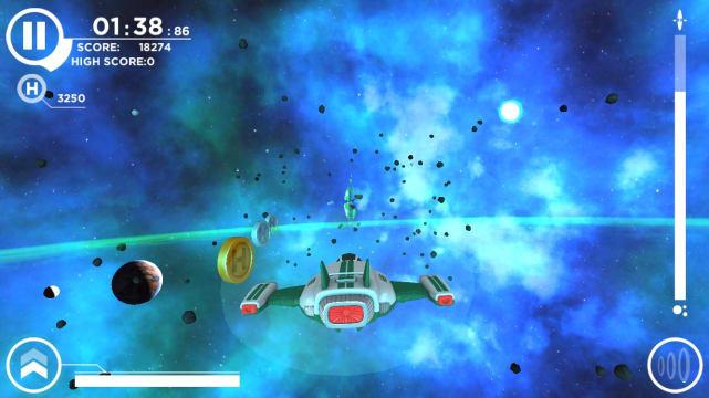 Hess Space Cruiser screenshot