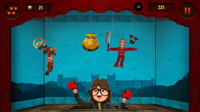 Puppet Punch screenshot