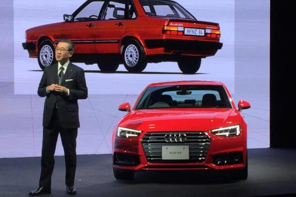 Audi A4_Press Conference,20160208