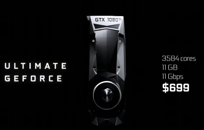 Geforce GTX 1080 Ti: Nvidia stellt neues Topmodell vor