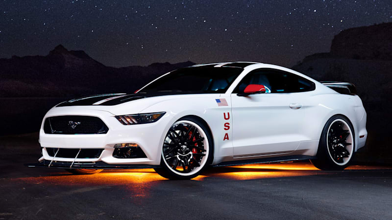 Ford Apollo edition Mustang nets $230K for charity