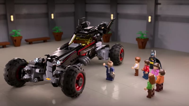 Lego Batman stars in Chevy's latest 'Real People, Not Actors' commercial